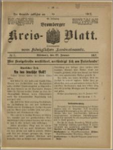 Bromberger Kreis-Blatt, 1917, nr 5