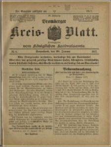 Bromberger Kreis-Blatt, 1917, nr 6