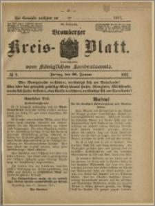 Bromberger Kreis-Blatt, 1917, nr 8