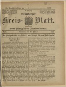 Bromberger Kreis-Blatt, 1917, nr 9