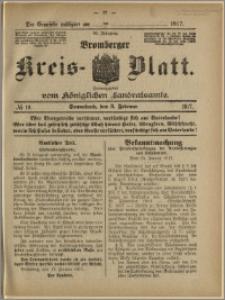 Bromberger Kreis-Blatt, 1917, nr 10