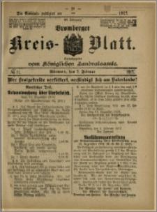 Bromberger Kreis-Blatt, 1917, nr 11