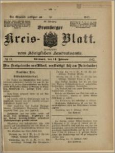 Bromberger Kreis-Blatt, 1917, nr 13