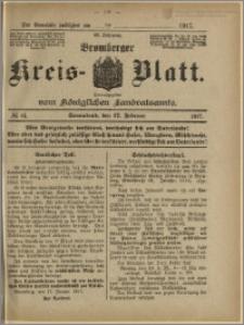 Bromberger Kreis-Blatt, 1917, nr 14