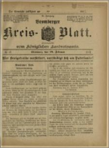 Bromberger Kreis-Blatt, 1917, nr 17