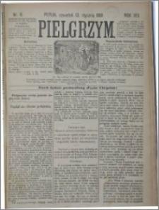Pielgrzym, pismo religijne dla ludu 1881 nr 6