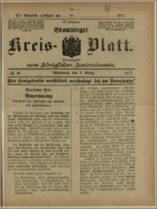 Bromberger Kreis-Blatt, 1917, nr 19