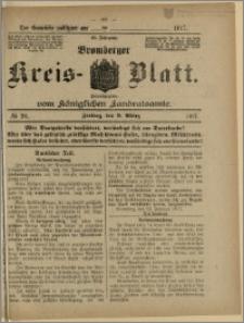 Bromberger Kreis-Blatt, 1917, nr 20
