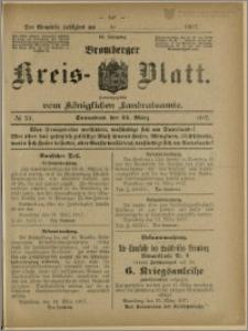 Bromberger Kreis-Blatt, 1917, nr 24