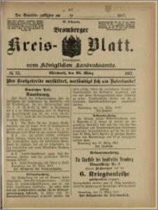 Bromberger Kreis-Blatt, 1917, nr 25