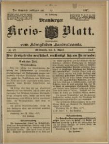 Bromberger Kreis-Blatt, 1917, nr 27