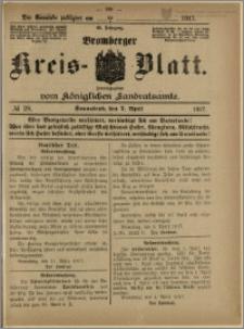 Bromberger Kreis-Blatt, 1917, nr 28
