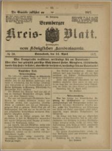 Bromberger Kreis-Blatt, 1917, nr 30