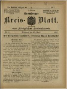 Bromberger Kreis-Blatt, 1917, nr 31