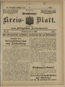 Bromberger Kreis-Blatt, 1917, nr 35