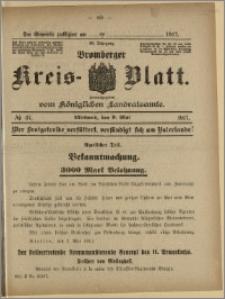 Bromberger Kreis-Blatt, 1917, nr 37