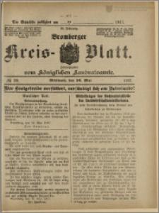 Bromberger Kreis-Blatt, 1917, nr 39