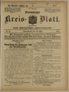 Bromberger Kreis-Blatt, 1917, nr 40
