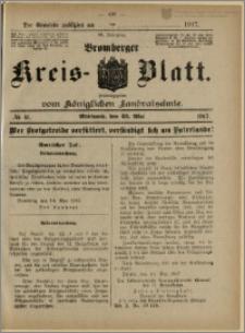 Bromberger Kreis-Blatt, 1917, nr 41