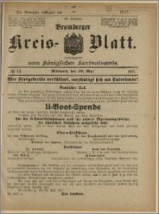 Bromberger Kreis-Blatt, 1917, nr 43