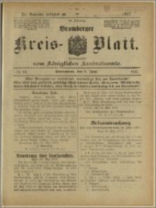 Bromberger Kreis-Blatt, 1917, nr 44