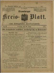 Bromberger Kreis-Blatt, 1917, nr 49
