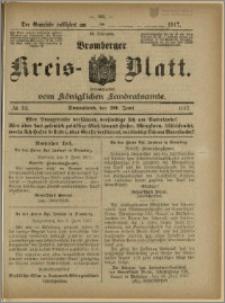 Bromberger Kreis-Blatt, 1917, nr 52