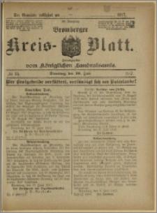 Bromberger Kreis-Blatt, 1917, nr 55