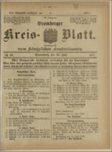 Bromberger Kreis-Blatt, 1917, nr 58