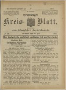 Bromberger Kreis-Blatt, 1917, nr 59