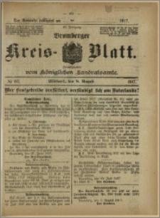 Bromberger Kreis-Blatt, 1917, nr 63