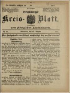 Bromberger Kreis-Blatt, 1917, nr 65