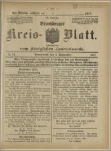Bromberger Kreis-Blatt, 1917, nr 70