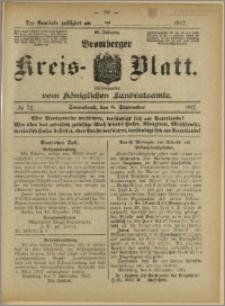 Bromberger Kreis-Blatt, 1917, nr 72