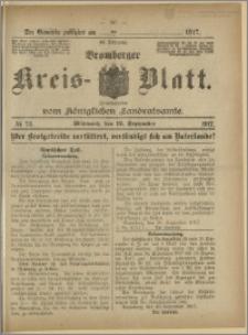 Bromberger Kreis-Blatt, 1917, nr 73