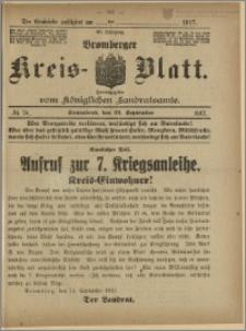 Bromberger Kreis-Blatt, 1917, nr 76