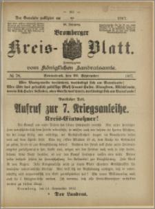 Bromberger Kreis-Blatt, 1917, nr 78