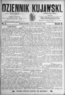 Dziennik Kujawski 1894.01.16 R.2 nr 11