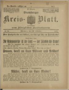 Bromberger Kreis-Blatt, 1917, nr 81