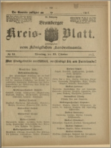 Bromberger Kreis-Blatt, 1917, nr 85