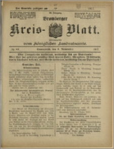 Bromberger Kreis-Blatt, 1917, nr 88
