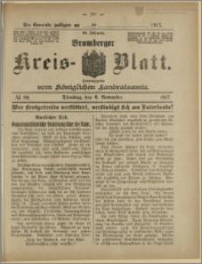 Bromberger Kreis-Blatt, 1917, nr 89
