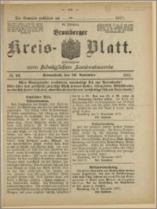 Bromberger Kreis-Blatt, 1917, nr 90