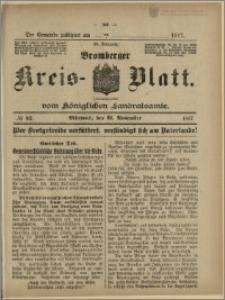 Bromberger Kreis-Blatt, 1917, nr 93