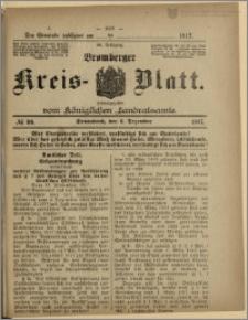 Bromberger Kreis-Blatt, 1917, nr 96