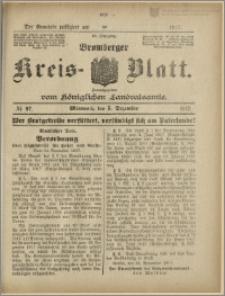 Bromberger Kreis-Blatt, 1917, nr 97