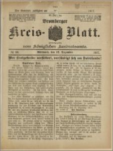 Bromberger Kreis-Blatt, 1917, nr 99