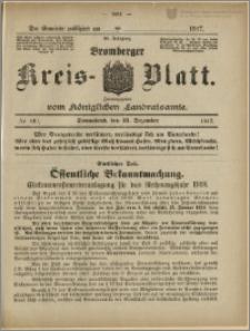 Bromberger Kreis-Blatt, 1917, nr 100