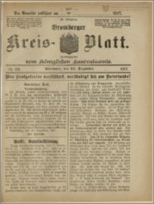 Bromberger Kreis-Blatt, 1917, nr 101