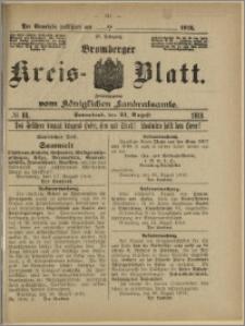 Bromberger Kreis-Blatt, 1918, nr 68